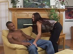 Randy MILF Interracially Boned