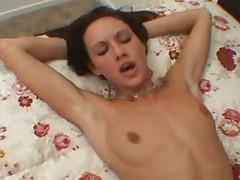 Hot Girlfriend Gets creampied