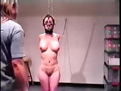 Chained And Fucked
