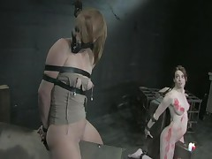 Ami Amerson And Natalie Minx And Amber Keen - Device Bondage