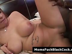 Jaylyn Rose - Petite Mature Brunette Jami Interracial Fuck And Facial