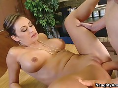 Claudia Valentine Vs Will Powers - My First Sex Teacher - Ms Valentine Feels That They Can Work Some
