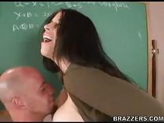 Daphne Rosen - Big Tits At School