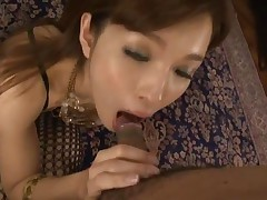 Super Hot Asian Babes Sucking, Fucking And Masturbating Wallowing Cum 2 By SlurpJapanese
