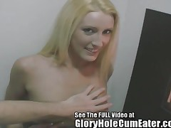 Sunny Day - Blonde Convicted Killer Sunny Day Blows And Bangs Gloryhole Strangers In A Tampa Porn Sh