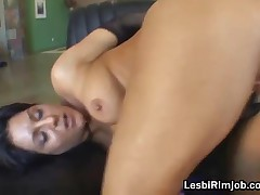 Extreme Lesbian Pussy Licking And Ass Rimming