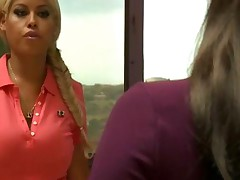 Bridgette B Vs Reena Sky - Bridgette B Had Thrown Out Her Boss Her Toy And For That She Gets Forced