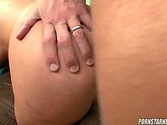 Beverly Hills And Madison Ivy Get Their Holes Fucked Deep