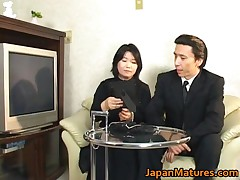 Japanese Mature Chick Has Hot Sex 1 By JapanMatures