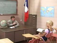 Cindy Crawford - Teachers Pet #6 - Scene 1