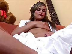 Dirty Slut Peaches Goes Four Fingers Deep