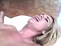 Kristi Myst fucking a huge black cock