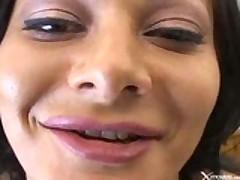 Sandra Romain Does Anal POV