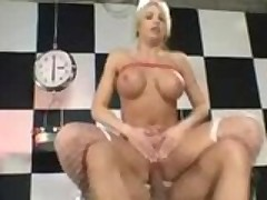 Sexy Nurse Gets Deep Fucked Up The Ass