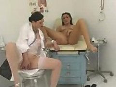Lesbian gynocologist is always open to new patients