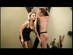 Adorable Stud Gets Dominated By Mistress