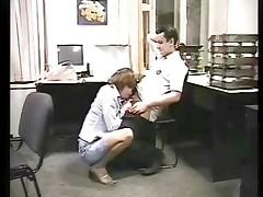 Sex in a russian office