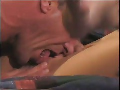 Blond Lori Lust Is Drinking For Hard Penis
