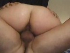 Busty BBW With Nice Round Butt