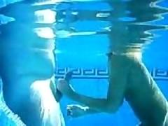 Under Water Fucky Sucky