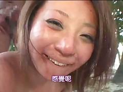 Japanese Girl Fucks for White Powder