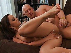 Liza gets her ass fucked