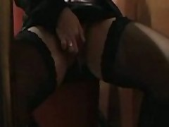 Couple Gets Kinky In Restaurant