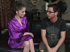 A massage from Jessie Palmer