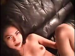 Hairy Asian Amateur Fucked Hard