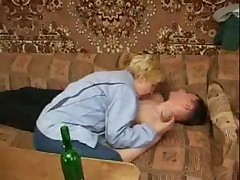 Russian Mature Likes to Suck