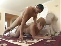 Amazing ebony fuck