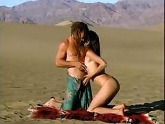 Hot desert sex