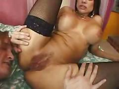 Busty Latina Milf Shelia Marie