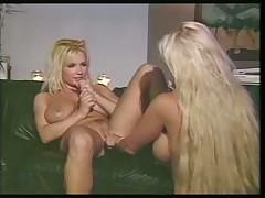 Carrington and Rachel Two Hot Blond Girls.