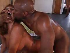 Vigorous oral and anal fucking