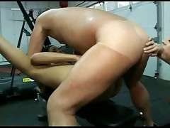 Threesome workout
