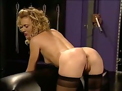 Kelle Caught Masturbating By Mistress