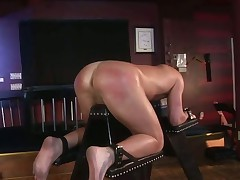 Annie Cruz Fucks His Ass And He Licks Her Pussy