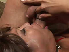Asian Max Mikita Shows Her Mad Blowjob Skills