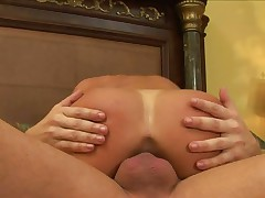 Sweet Phyllisha Anne Takes A Huge Load On Her Face