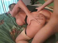 Milf fuck hardcore with young guy