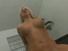 Blonde Andi Anderson Anal