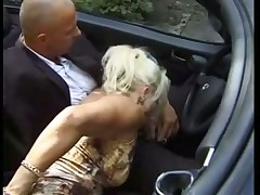 Milf takes him for a ride