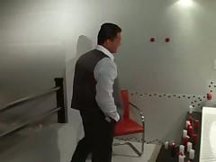 Buff Bastard Fucks His Tight Wife