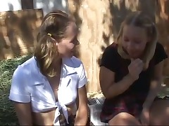 Kinky Sluts Exploring Each Others Beaver And Touch