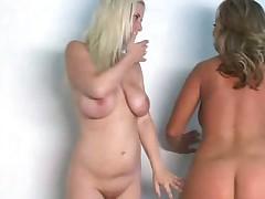 Hot Lesbian Asslicking 2
