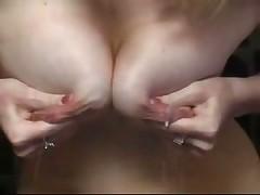 Milky boob