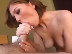Scarlett Fay POV Blowjob