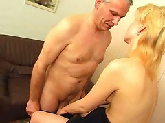 Hairypussy Mature fucked in office