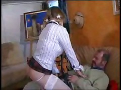Teen Gets Fucked By Two Older Guys